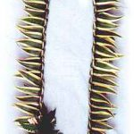 Song of India Leaf Lei